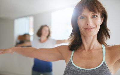 Trápí vás příznaky menopauzy? Přijměte je jako nový začátek.