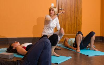 Hormonální jóga pro ženy v praxi očima lektorky
