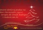 Tip na vánoční dárek. Darujte harmonii a rovnováhu.